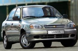 Недорогая и неплохая машина - Chevrolet Lanos 2008