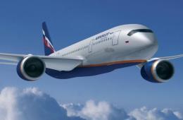«Аэрофлот» - недавний полет на современном Боинге из Москвы в Бангкок