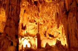 """Пещера Дамлаташ- """"пещера мокрых камней"""""""