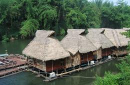 Экскурсия по реке Квай - экстремальное путешествие в джунгли