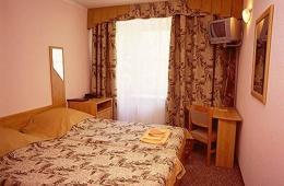 Грязный отель в красивом месте