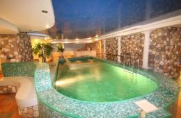 HELIOPARK THALASSO - отель очень высокого уровня