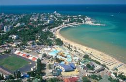 Жаркий отдых на побережье Черного моря