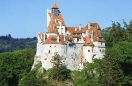 Замок Бран: аттракцион для туристов