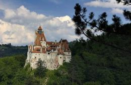 Замок Бран - самый знаменитый и самый загадочный замок Румынии