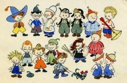 """""""Приключения Незнайки и его друзей"""": детство должно быть таким"""