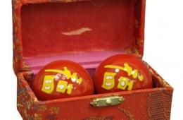 Шары Бао Дин - китайские шары здоровья