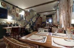 """Ресторан """"Дед Пихто"""" - русская кухня в сочетании с домашней уютной обстановкой"""