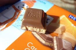 """Ritter Sport """"Caramel-Orange"""", или Лучший вкус праздника"""