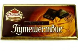 Темный шоколад для души и тела