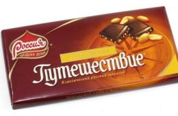 Качество и вкус: классический российский шоколад