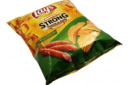Lays Strong – отличная и вкусная закуска к пивному застолью