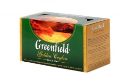 """Замечательный чай """"Greenfield Golden Ceylon"""""""