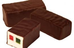 Пастила в шоколаде «Фантазия» от ТМ CEMOI – вкусный и в меру сладкий продукт