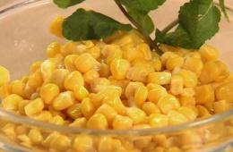 Консервированная кукуруза ТМ «Веселые овощи» - отличный овощной гарнир