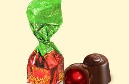 Вкусный дуэт вишни и шоколада