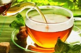 Листовой зеленый чай – прекрасный ароматный и полезный для давления напиток