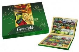 Greenfield Collection – подарочный набор из чаев различных видов