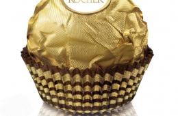 Безумно вкусные конфеты Ferrero Rocher