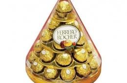 Коробка, полная шоколадного восторга