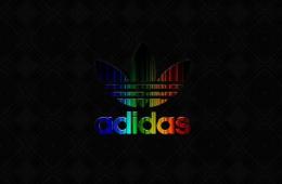 Спортивная одежда и обувь фирмы Adidas