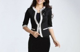 Женский деловой костюм от AliЕxpress
