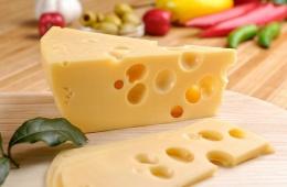 Вкусный сыр с горьковатым привкусом