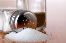 Жить без соли нельзя