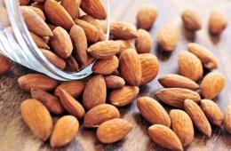 Миндаль - источник белка для вегетарианцев