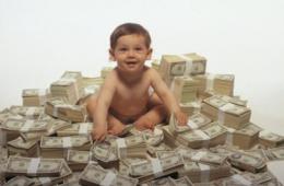 Богатство ребенка в руках родителей
