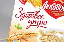 «Любятово» - марка, под которой на современном рынке продаются вкусные готовые завтраки