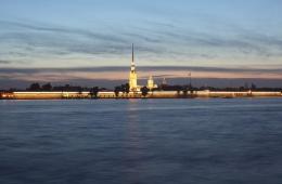 Петропавловская крепость - колыбель Санкт-Петербурга