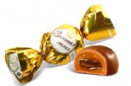 Мягкая карамель в шоколаде