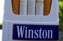 Остановила свой выбор на Winston blue