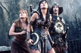 «Зена - королева воинов» - любимый сериал моей юности