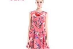 Романтичная одежда для девушек «Оазис»