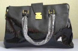 """Лаковая сумка """"Крок"""" (Oriflame)"""