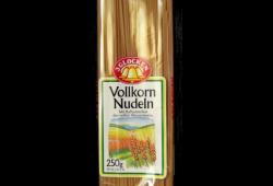 Легкие диетические макароны Glocken Vollkorn Nudeln