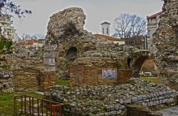 Термы в Варне (Болгария, Варна)