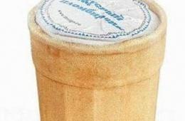 Очень вкусное и самое простое мороженое «Как в детстве»