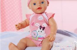 Развивающая кукла