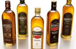 Мягкий и вкусный классический ирландский виски Bushmills