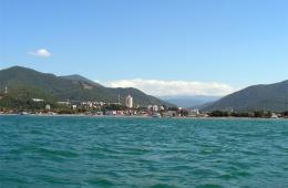 Тихий уголок на Черном море