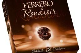 Шоколадные конфеты FERRERO Rondnoir