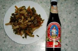 Отличный тайский устричный соус Tramaekrua