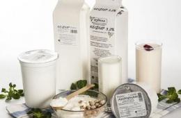 Натуральное цельное молоко «Избенка»