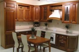 Шикарный выбор кухонной мебели в салоне «Добрые кухни»