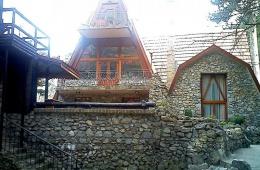 Легендарный ялтинский ресторан в охотничьем стиле «Учан-Су»