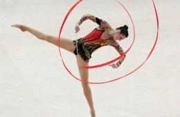Самый красивый вид спорта - художественная гимнастика