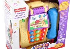 Телефон для самых маленьких